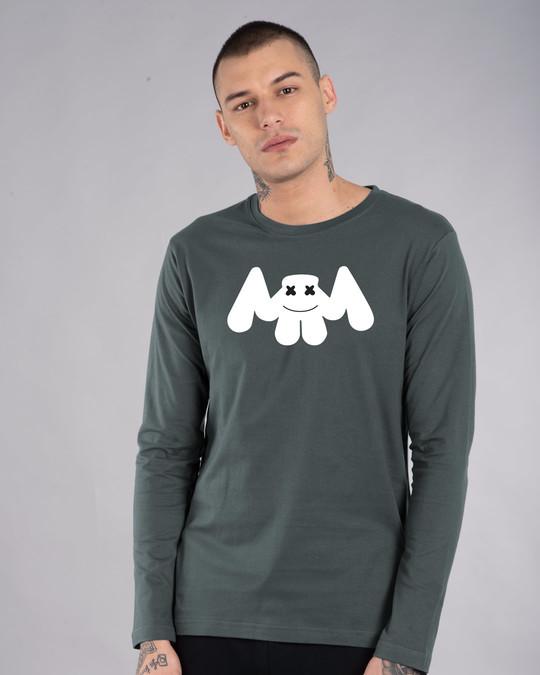 Shop Mello New Full Sleeve T-Shirt-Front