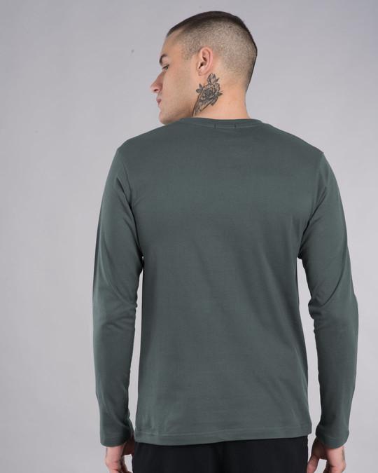 Shop Mello New Full Sleeve T-Shirt-Back
