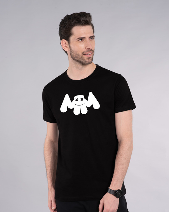 Shop Mello New Half Sleeve T-Shirt-Front