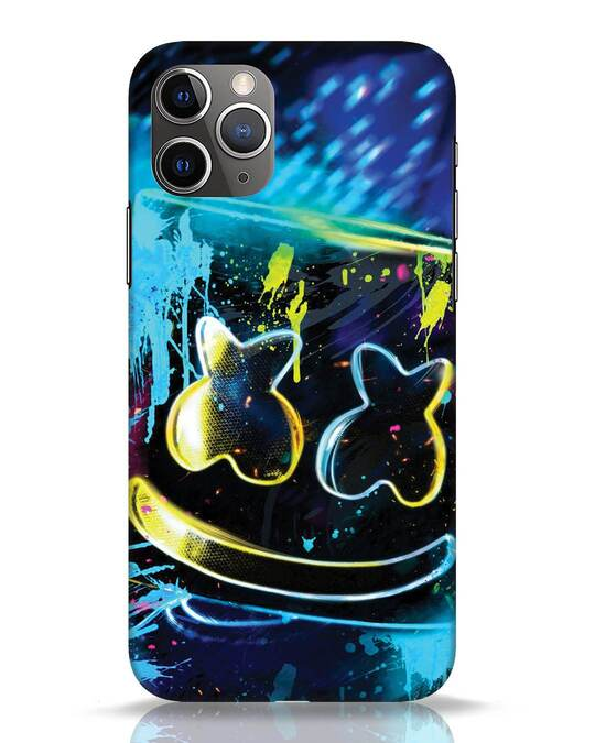 Shop Mellow Lights iPhone 11 Pro Mobile Cover-Front