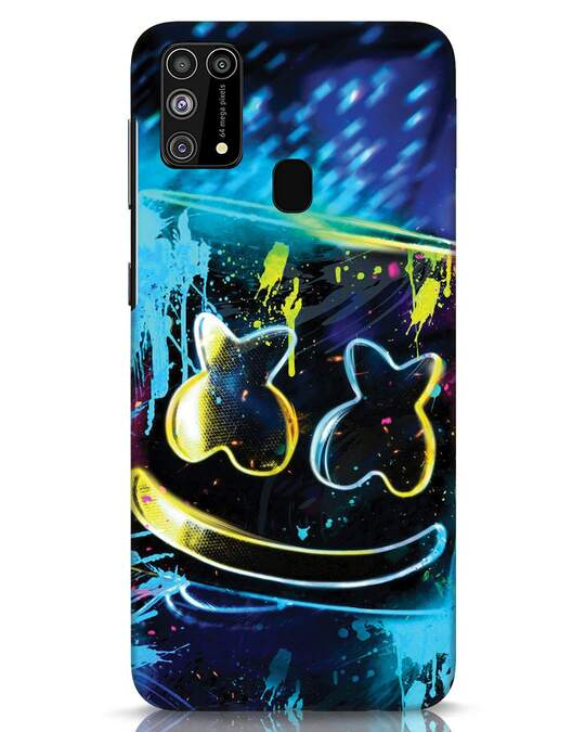 Shop Mellow Lights Samsung Galaxy M31 Mobile Cover-Front