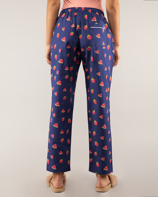 Shop Melon & Berries All Over Printed Pyjama-Design