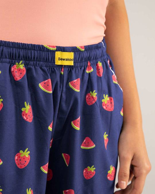 Shop Melon & Berries All Over Printed Pyjama