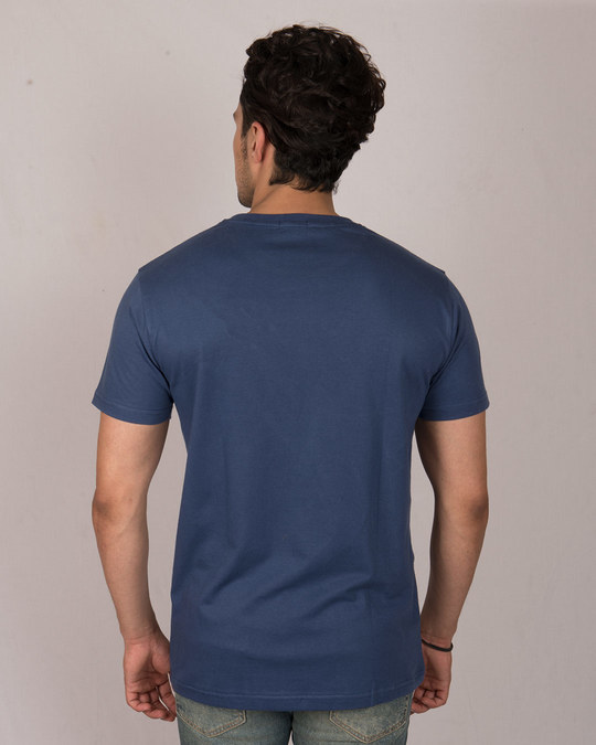 Shop Melting Deadpool Half Sleeve T-Shirt (DPL)-Design