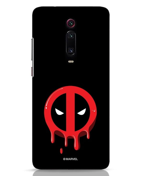 Shop Melting Deadpool Xiaomi Redmi K20 Mobile Cover (DPL)-Front