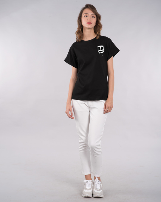 Shop Melting Mello Boyfriend T-Shirt