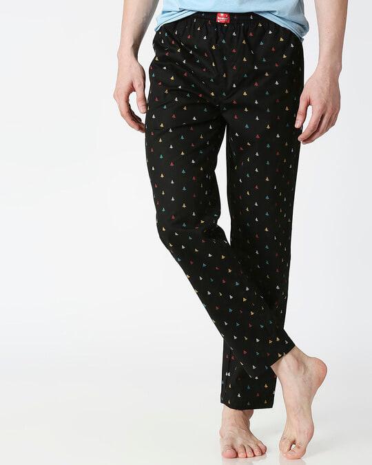 Shop Men All Over Printed Pyjama-Front