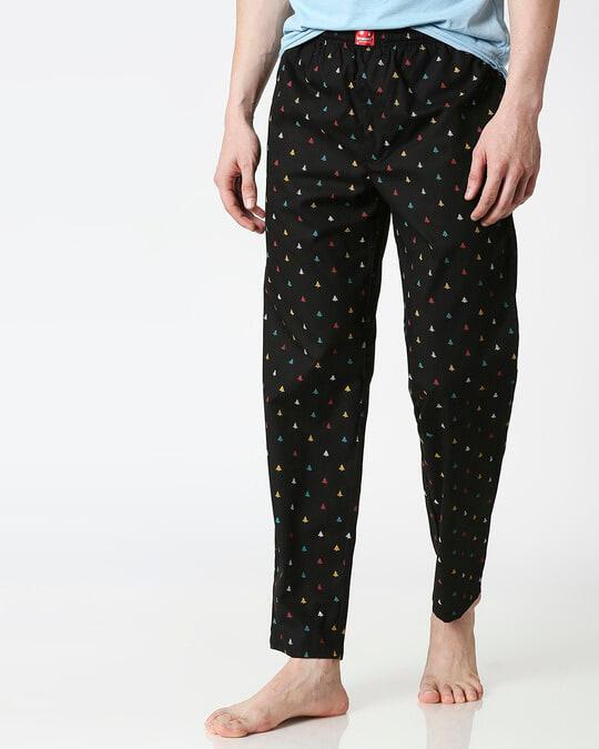 Shop Men All Over Printed Pyjama-Back