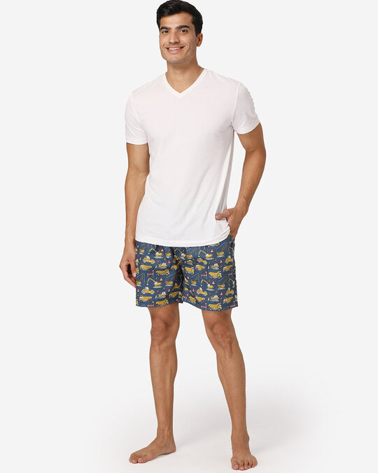 Shop Men All Over Printed Boxers