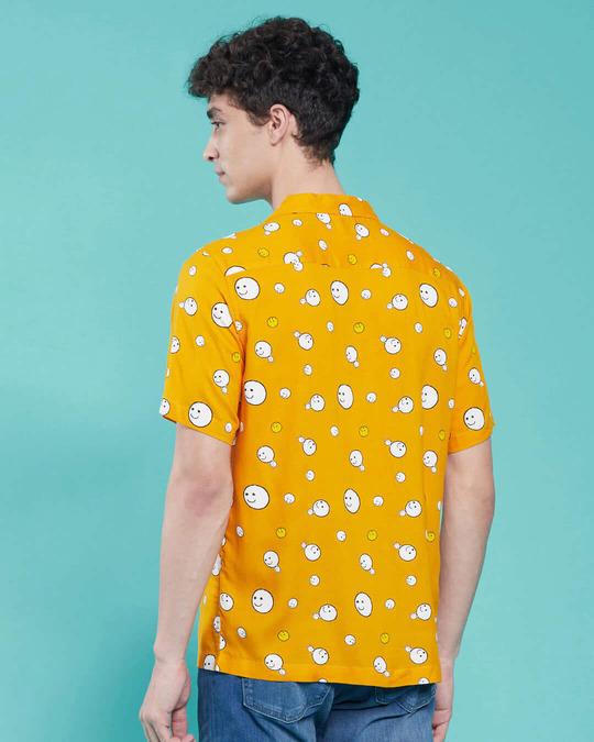 Shop Popcorn Yellow Shirt-Full