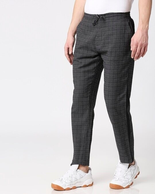 Shop Men Checks Pyjama-Design
