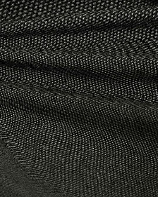 Shop Men's Dk Olive Slim Fit Casual Oxford Shirt