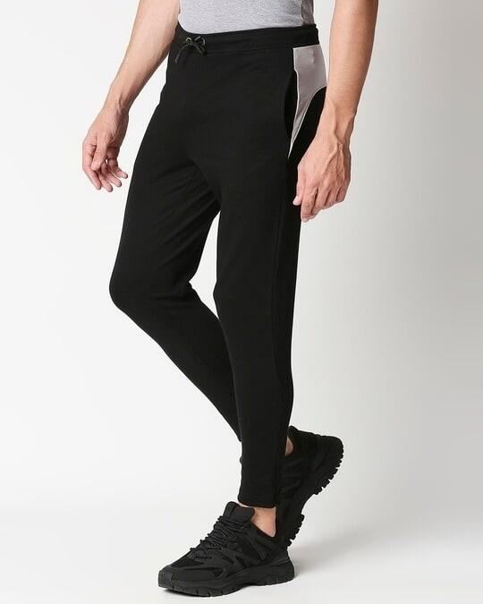 Shop Men's Drop Crotch Plain Joggers Pant-Design