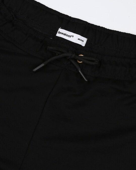 Shop Men's Drop Crotch Plain Joggers Pant