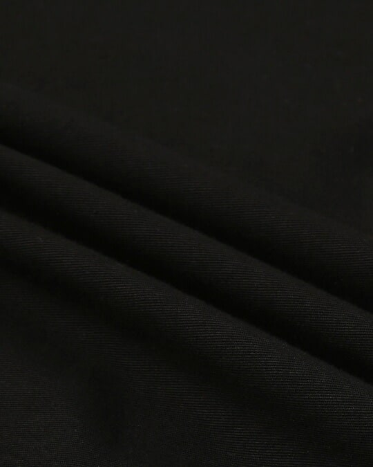 Shop Men's Solid Black Long Kurta