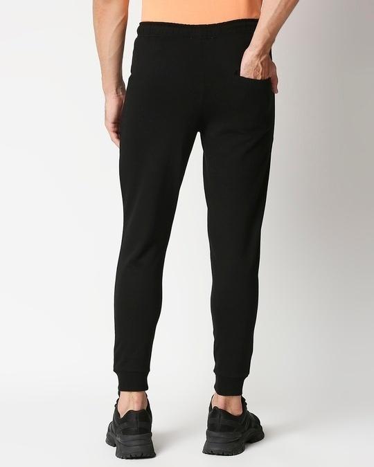 Shop Men's Solid Plain Jogger Pant-Full
