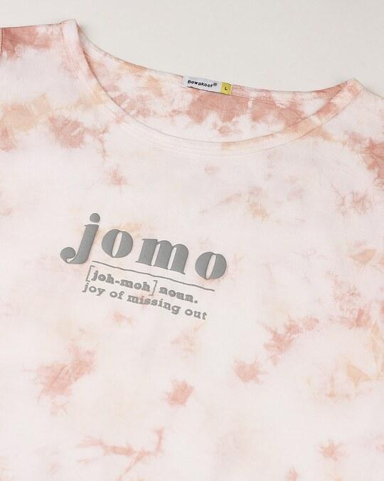 Shop Jomo Men's Tye & Dye Printed Vest