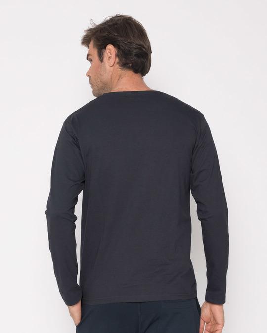 Shop Mentally Somewhere Else Full Sleeve T-Shirt-Full