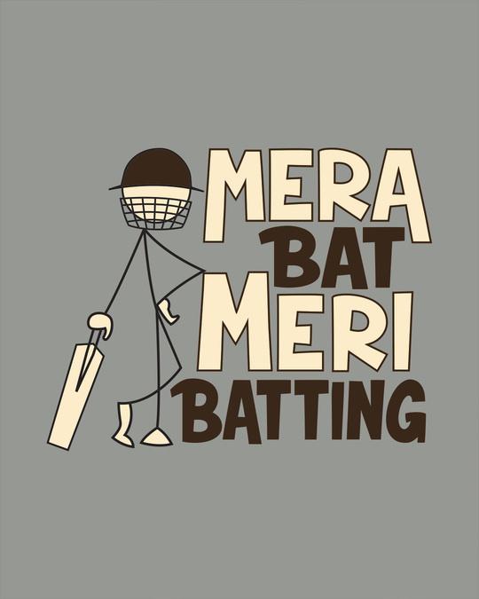 Shop Mera Bat Full Sleeve T-Shirt