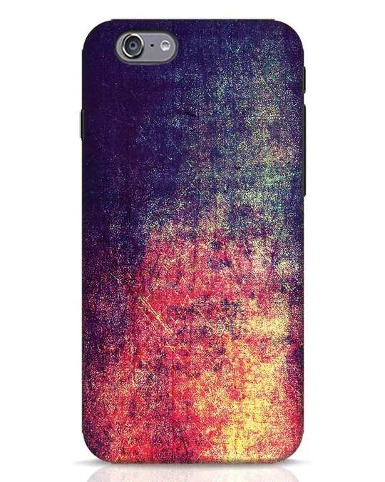 Shop Metal Colors iPhone 6 Mobile Cover-Front