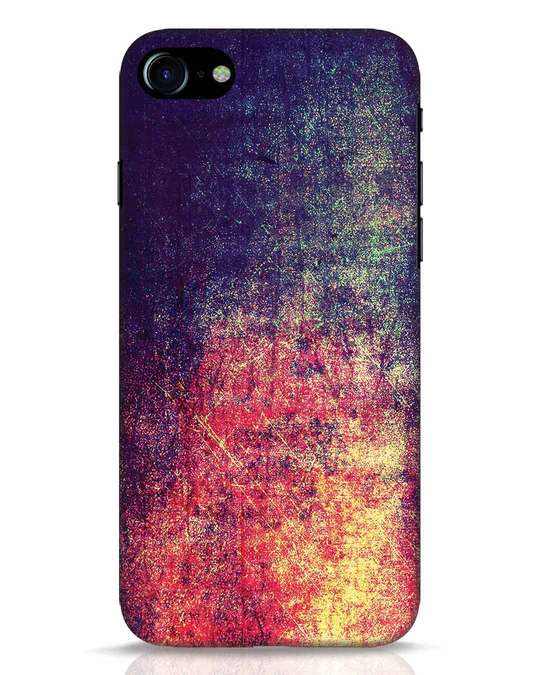 Shop Metal Colors iPhone 7 Mobile Cover-Front