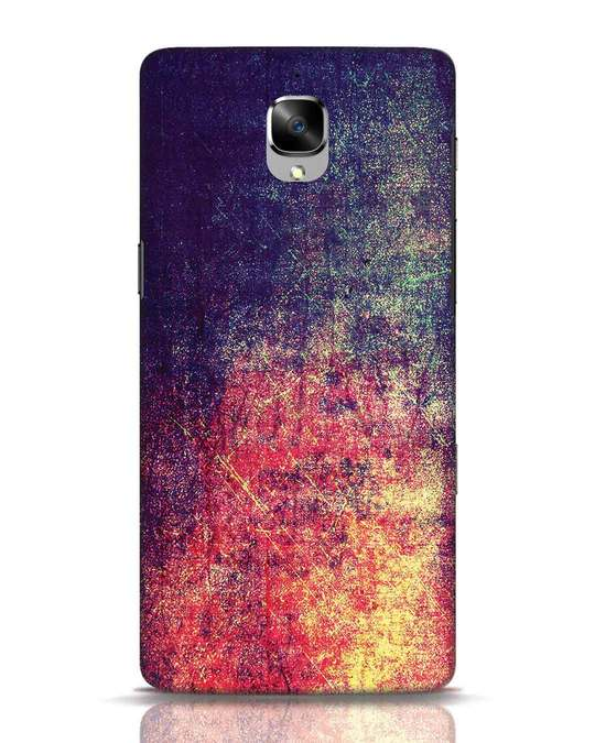 Shop Metal Colors OnePlus 3 Mobile Cover-Front