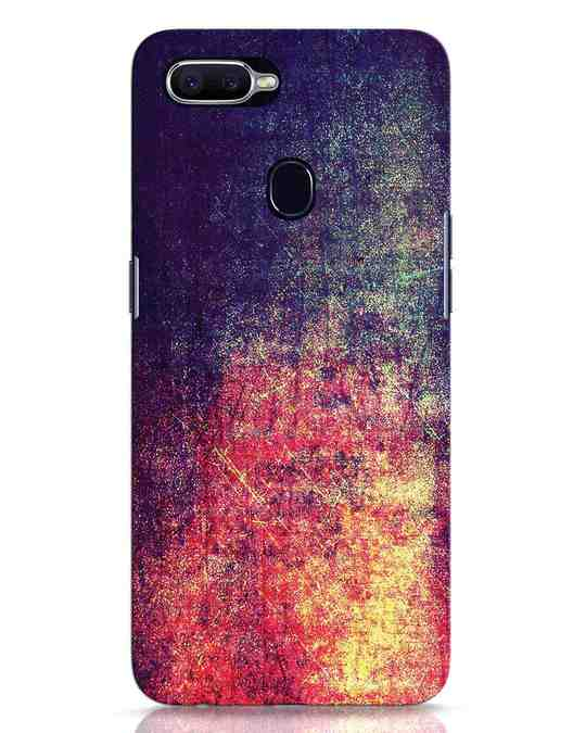 Shop Metal Colors Oppo F9 Pro Mobile Cover-Front