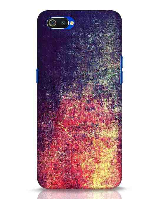 Shop Metal Colors Realme C2 Mobile Cover-Front