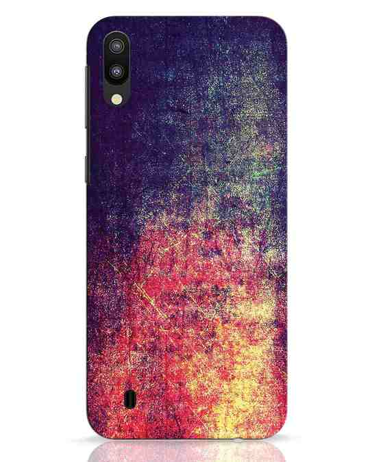 Shop Metal Colors Samsung Galaxy M10 Mobile Cover-Front