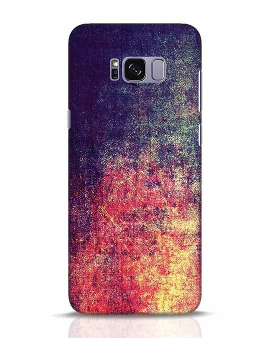 Shop Metal Colors Samsung Galaxy S8 Plus Mobile Cover-Front