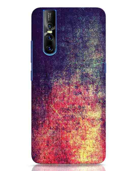 Shop Metal Colors Vivo V15 Pro Mobile Cover-Front