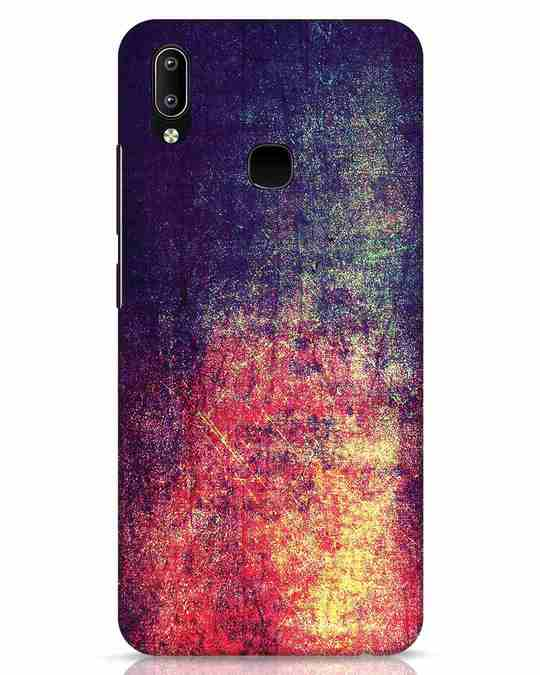 Shop Metal Colors Vivo Y91 Mobile Cover-Front