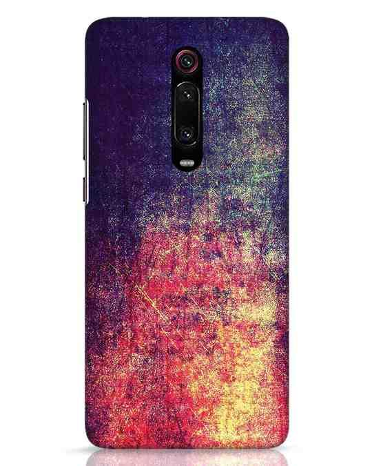 Shop Metal Colors Xiaomi Redmi K20 Pro Mobile Cover-Front