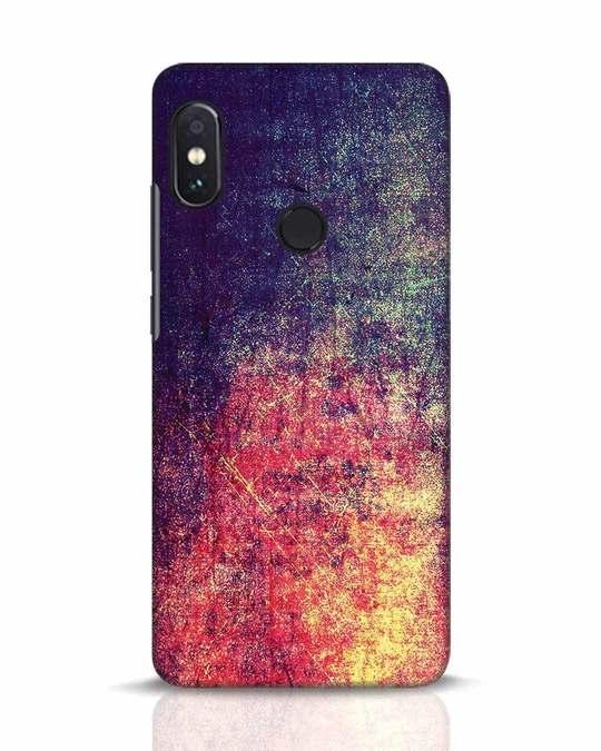 Shop Metal Colors Xiaomi Redmi Note 5 Pro Mobile Cover-Front