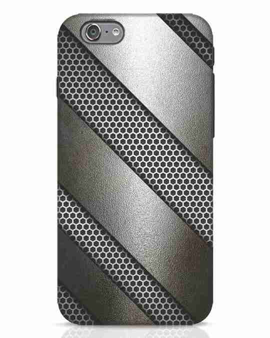 Shop Metal iPhone 6 Mobile Cover-Front