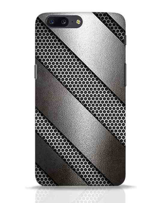 Shop Metal OnePlus 5 Mobile Cover-Front