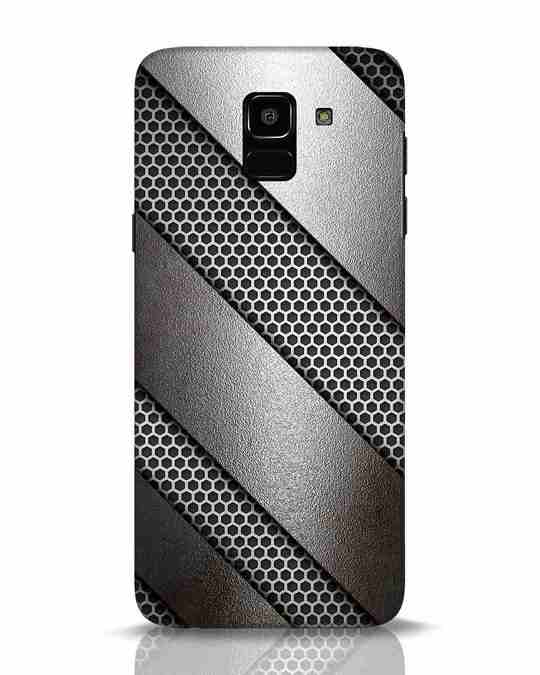 Shop Metal Samsung Galaxy J6 Mobile Cover-Front
