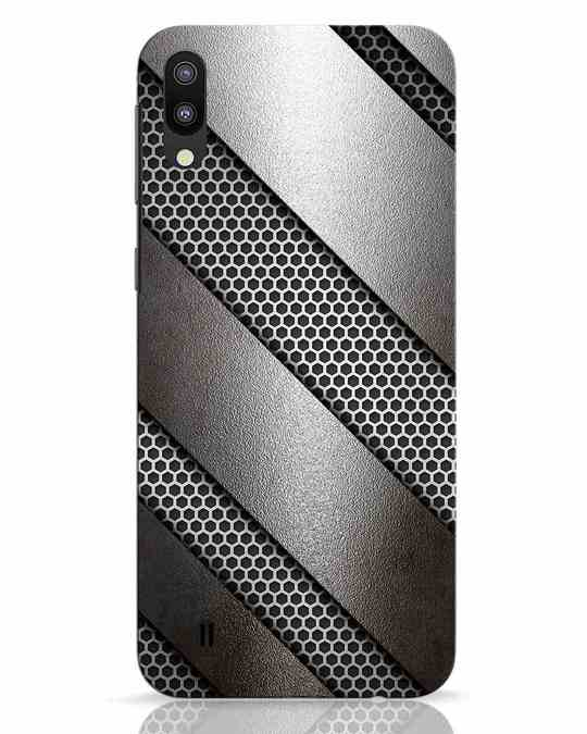 Shop Metal Samsung Galaxy M10 Mobile Cover-Front