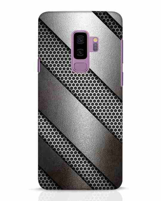 Shop Metal Samsung Galaxy S9 Plus Mobile Cover-Front