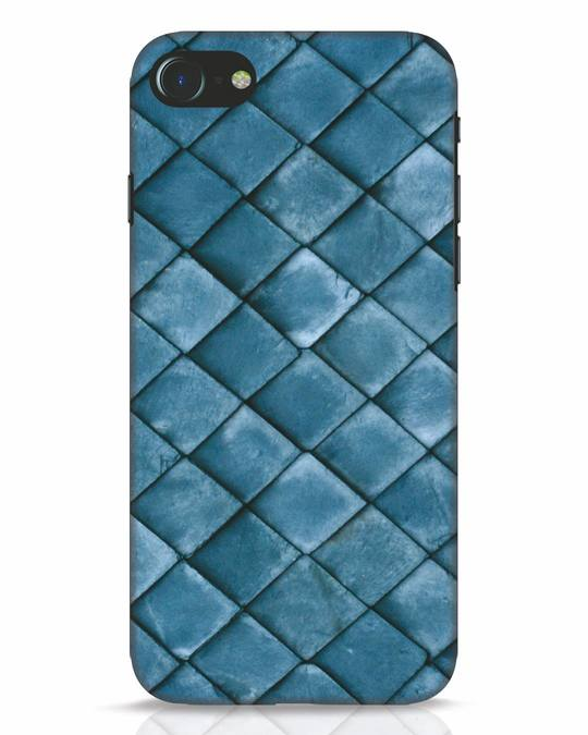 Shop Metal Scales iPhone 7 Mobile Cover-Front