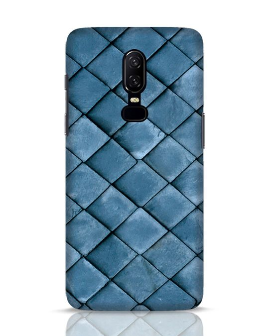 Shop Metal Scales OnePlus 6 Mobile Cover-Front