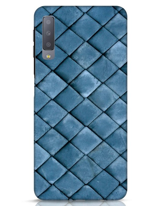 Shop Metal Scales Samsung Galaxy A7 Mobile Cover-Front