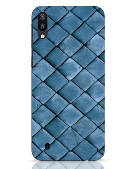Shop Metal Scales Samsung Galaxy M10 Mobile Cover-Front