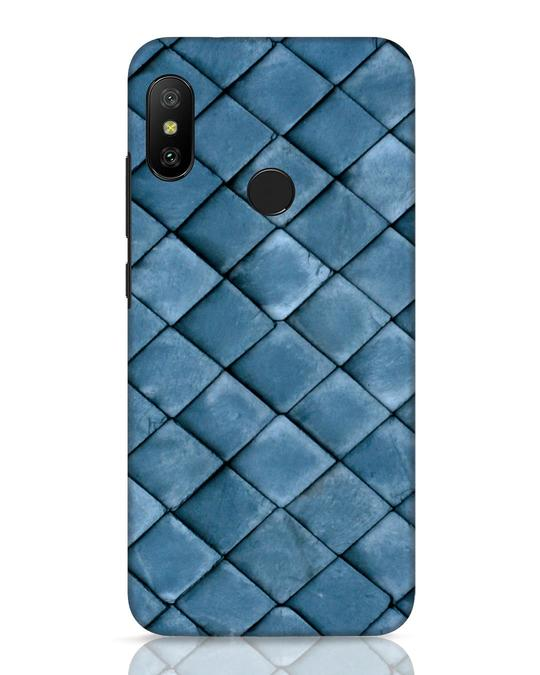 Shop Metal Scales Xiaomi Redmi 6 Pro Mobile Cover-Front