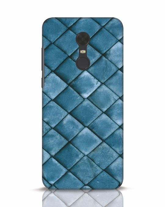Shop Metal Scales Xiaomi Redmi Note 5 Mobile Cover-Front