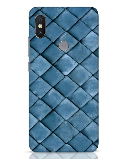 Shop Metal Scales Xiaomi Redmi Y2 Mobile Cover-Front