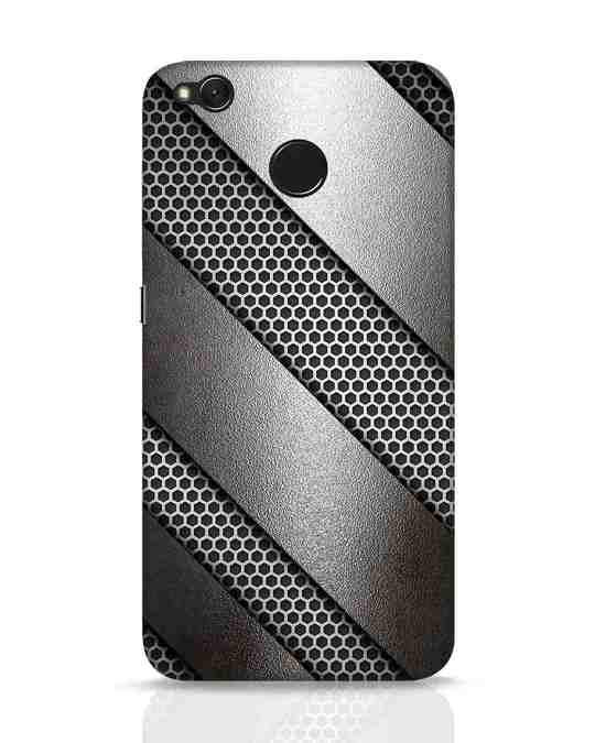 Shop Metal Xiaomi Redmi 4 Mobile Cover-Front