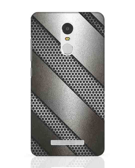 Shop Metal Xiaomi Redmi Note 3 Mobile Cover-Front