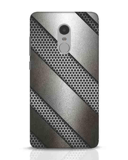 Shop Metal Xiaomi Redmi Note 4 Mobile Cover-Front