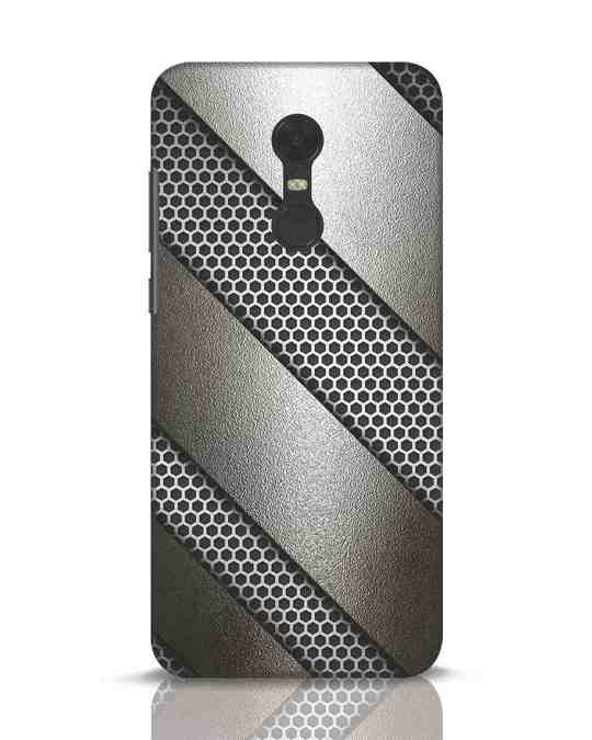 Shop Metal Xiaomi Redmi Note 5 Mobile Cover-Front